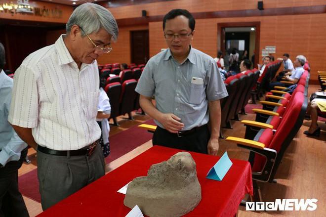 Ảnh: Xương người tiền sử trong hang động núi lửa được phát hiện ở Đắk Nông - Ảnh 1.
