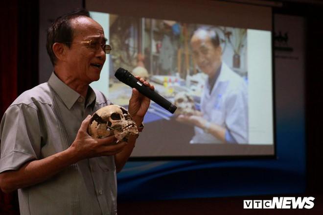 Ảnh: Xương người tiền sử trong hang động núi lửa được phát hiện ở Đắk Nông - Ảnh 3.