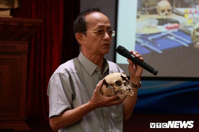 Ảnh: Xương người tiền sử trong hang động núi lửa được phát hiện ở Đắk Nông - Ảnh 4.