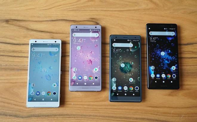 """Hàng loạt smartphone giảm giá """"sốc"""", điều gì đang xảy ra với Sony Việt Nam?"""