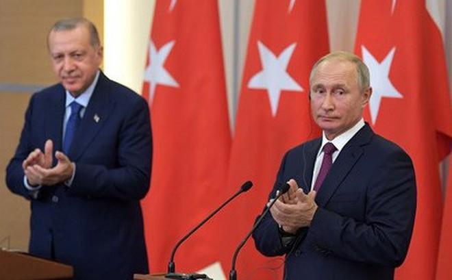 Nga – Thổ Nhĩ Kỳ đồng ý lập vùng đệm, quyết tâm xây dựng hòa bình ở Idlib