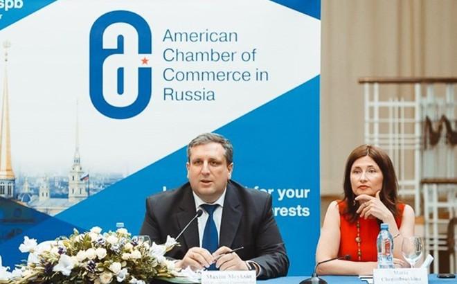 AmCham cho phép rút toàn bộ các công ty Mỹ ra khỏi nước Nga