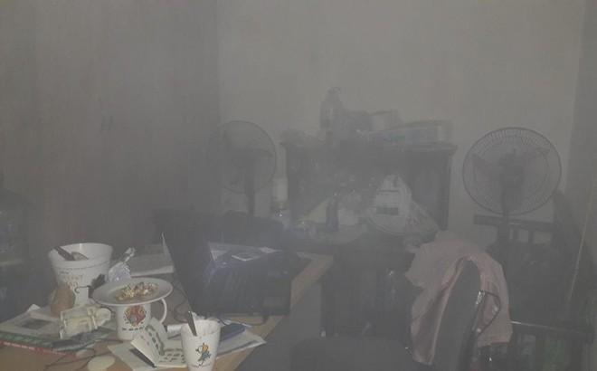 Sự cố cháy tại nhà HH4B Linh Đàm làm thiệt hại 0,3kg thịt
