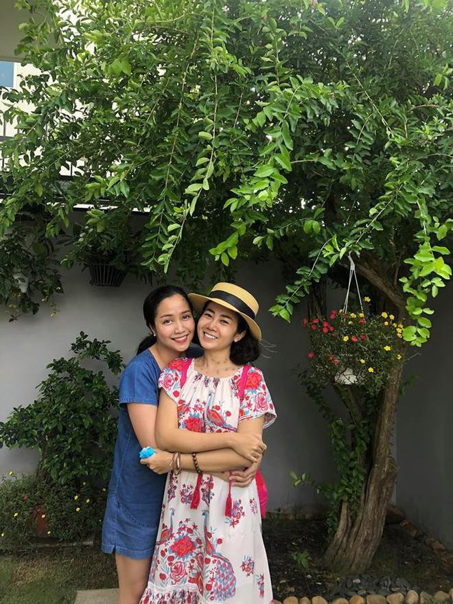 Sức khoẻ khá hơn sau khi xuất viện, Mai Phương vui vẻ đi siêu thị và tới chơi nhà Ốc Thanh Vân - Ảnh 2.