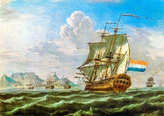 5 sự thật bí ẩn trong lịch sử, có tiết lộ về nữ cướp biển khét tiếng của nhà Thanh - Ảnh 2.