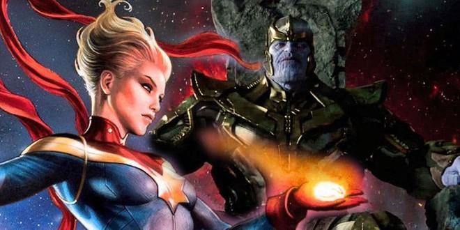 Captain Marvel có sức mạnh gì mà có thể trở thành đối trọng hùng mạnh của Thanos? - Ảnh 5.