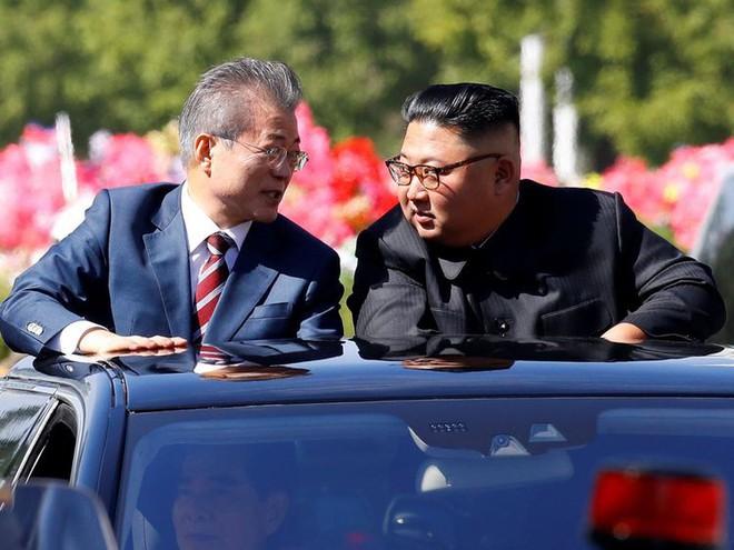 Thượng đỉnh liên Triều: Tổng thống Trump ngư ông đắc lợi trước kỳ bầu cử cam go - Ảnh 2.