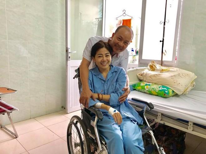 Sức khoẻ khá hơn sau khi xuất viện, Mai Phương vui vẻ đi siêu thị và tới chơi nhà Ốc Thanh Vân - Ảnh 4.