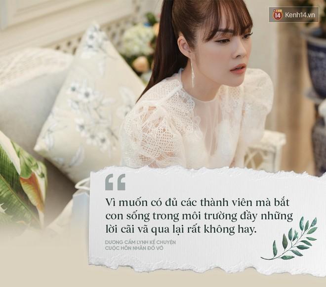 Dương Cẩm Lynh kể về cuộc sống hậu hôn nhân đổ vỡ: Mỗi lần con hỏi ba đâu là rơi nước mắt - Ảnh 3.