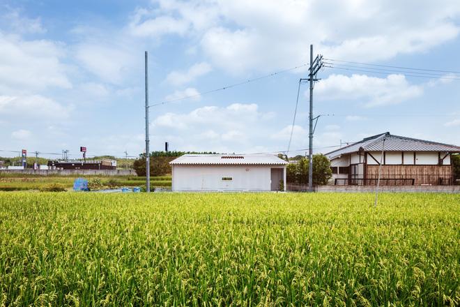 Đỉnh như ngôi nhà cấp 4 Nhật Bản: Xây giữa cánh đồng vẫn được khen hết lời - Ảnh 3.