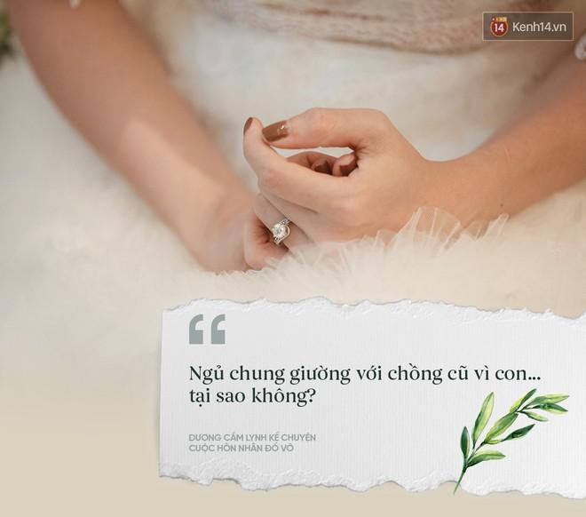 Dương Cẩm Lynh kể về cuộc sống hậu hôn nhân đổ vỡ: Mỗi lần con hỏi ba đâu là rơi nước mắt - Ảnh 4.