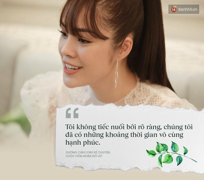 Dương Cẩm Lynh kể về cuộc sống hậu hôn nhân đổ vỡ: Mỗi lần con hỏi ba đâu là rơi nước mắt - Ảnh 6.