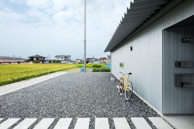 Đỉnh như ngôi nhà cấp 4 Nhật Bản: Xây giữa cánh đồng vẫn được khen hết lời - Ảnh 6.