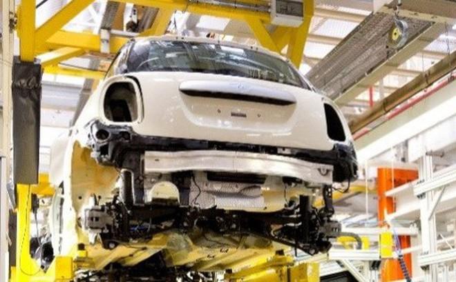BMW tạm ngừng sản xuất tại Anh từ ngày 1/4/2019