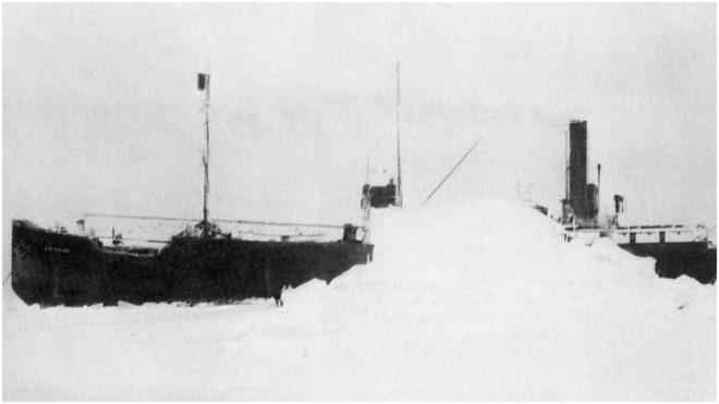 Không người lái, con tàu nặng hơn nghìn tấn thoắt ẩn thoắt hiện trên biển gần 4 thập kỷ? - Ảnh 2.
