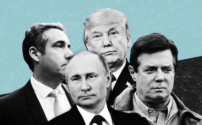 """""""Mùa hè địa ngục"""" của Tổng thống Trump: Yếu thế trước ông Putin, bị thân tín phản bội"""