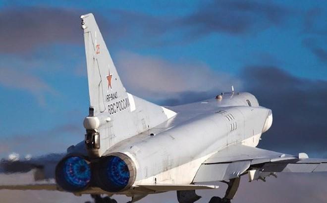 """""""Sát thủ"""" Tu-22M3 Nga ở Syria được trang bị trí tuệ nhân tạo"""