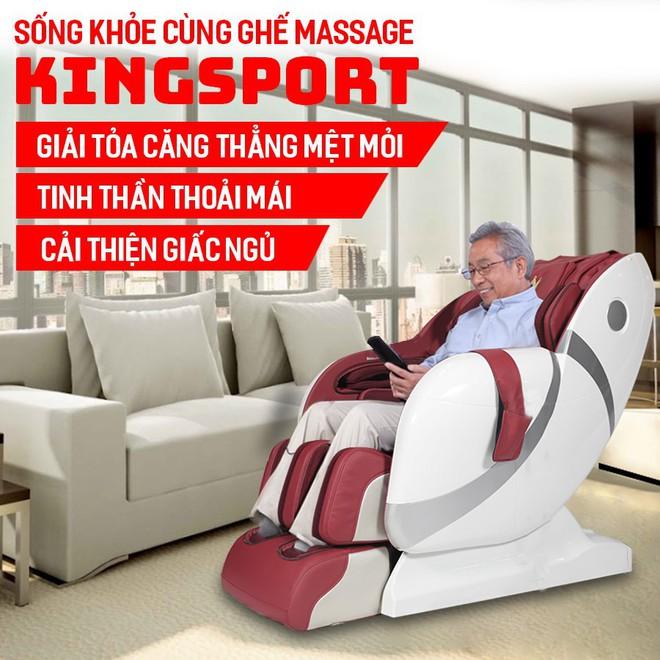 Chiếc ghế kỳ diệu giúp bạn đi vào giấc ngủ ngon chỉ trong ít phút - Ảnh 4.