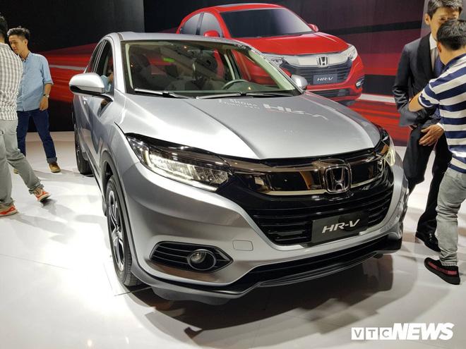 hãng Honda Việt Nam liệu có ảo tưởng về giá bán hãng Honda HR-V ở Việt Nam? - Ảnh 1.