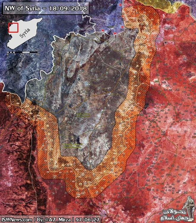 """Thế lực đen """"giăng bẫy"""" bắn hạ IL-20 Nga, khủng bố Syria bác bỏ thỏa thuận khu phi quân sự Nga - Thổ Nhĩ Kỳ - Ảnh 1."""