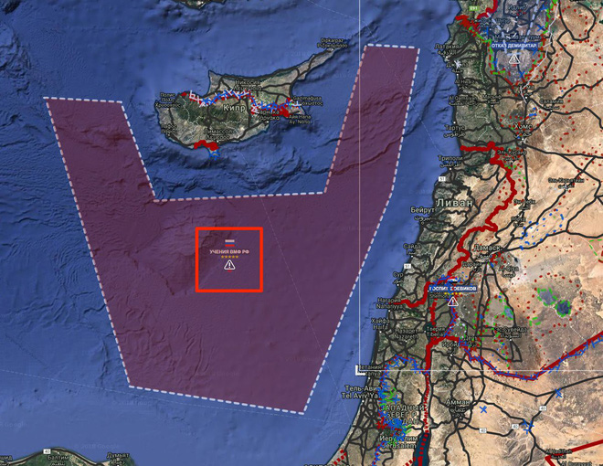 Nga ra đòn trả đũa Israel vụ IL-20 bị hạ: Luôn và ngay, khóa chặt từ biển - Ảnh 1.