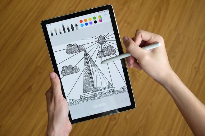 Trải nghiệm hiệu năng làm việc và giải trí ấn tượng trên Galaxy Tab S4 - Ảnh 1.