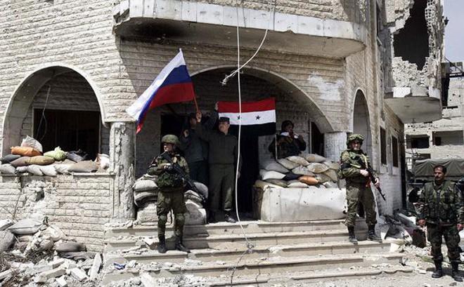 """Người Kurd """"thổi bay"""" đặc nhiệm của TT Putin cùng với Cấm vệ quân của Erdogan ở Syria?"""