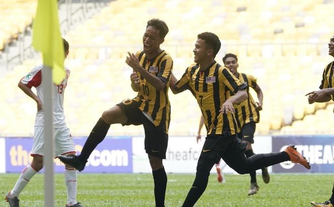 Malaysia đại thắng 6-2 trong trận ra quân giải châu Á