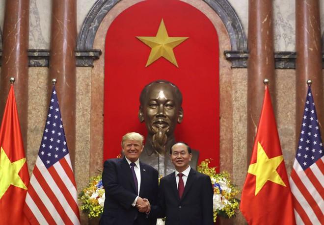 Đại sứ nhiều nước tại Việt Nam gửi lời chia buồn về việc Chủ tịch nước Trần Đại Quang từ trần - Ảnh 2.