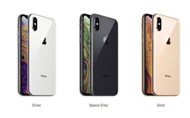 Giá iPhone XS, iPhone XS Max và iPhone XR chính thức ở Singapore
