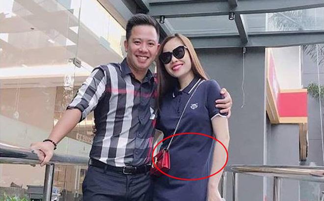 Giang Hồng Ngọc vướng nghi vấn mang bầu với bạn trai đại gia