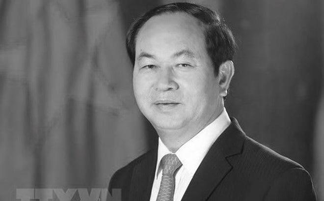 Truyền thông Nhật Bản đồng loạt đưa tin Chủ tịch nước Trần Đại Quang từ trần