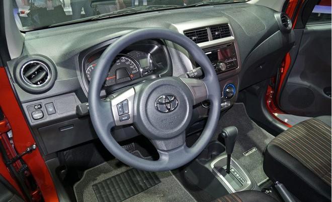Xe mới của hãng xe Toyota về Việt Nam giá gần 400 triệu đồng - Ảnh 1.