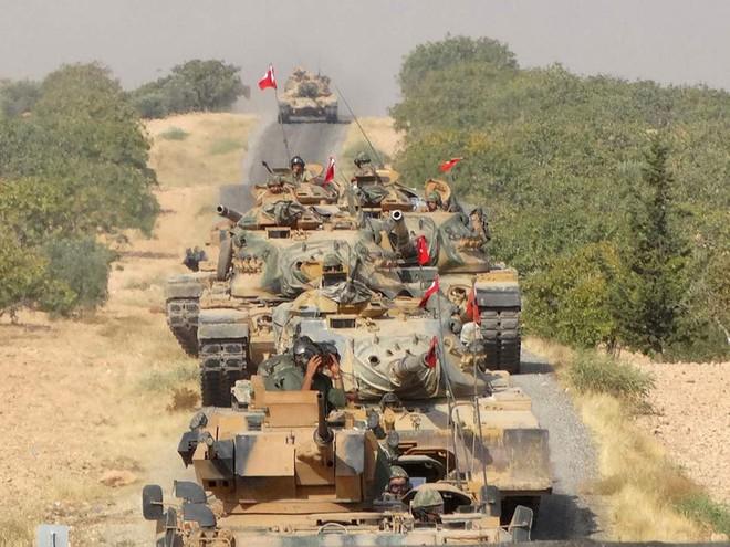 Người Kurd thổi bay đặc nhiệm của TT Putin cùng với Cấm vệ quân của Erdogan ở Syria? - Ảnh 1.