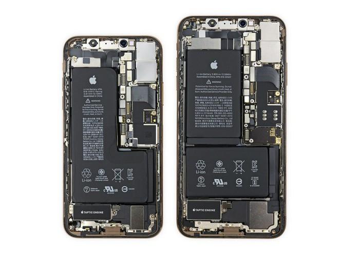 Mổ iPhone XS Max và XS: Phát hiện nhiều chi tiết Apple chưa từng đề cập - Ảnh 10.