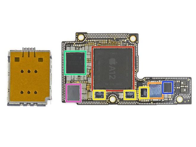 Mổ iPhone XS Max và XS: Phát hiện nhiều chi tiết Apple chưa từng đề cập - Ảnh 15.