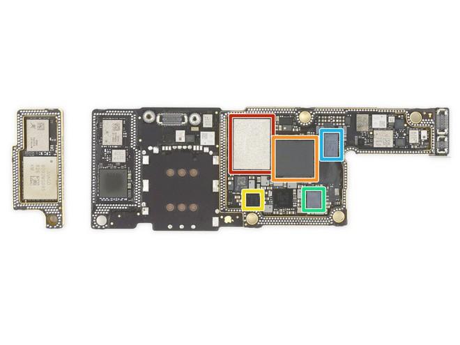 Mổ iPhone XS Max và XS: Phát hiện nhiều chi tiết Apple chưa từng đề cập - Ảnh 17.