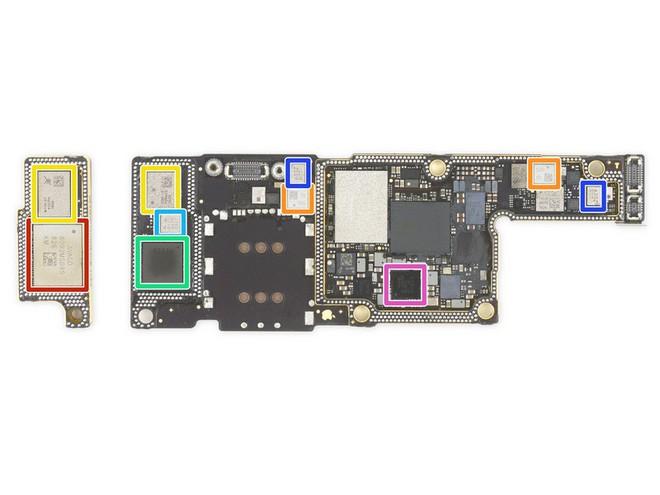 Mổ iPhone XS Max và XS: Phát hiện nhiều chi tiết Apple chưa từng đề cập - Ảnh 19.