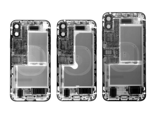 Mổ iPhone XS Max và XS: Phát hiện nhiều chi tiết Apple chưa từng đề cập - Ảnh 2.