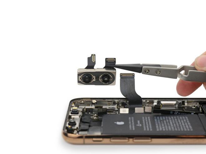 Mổ iPhone XS Max và XS: Phát hiện nhiều chi tiết Apple chưa từng đề cập - Ảnh 20.