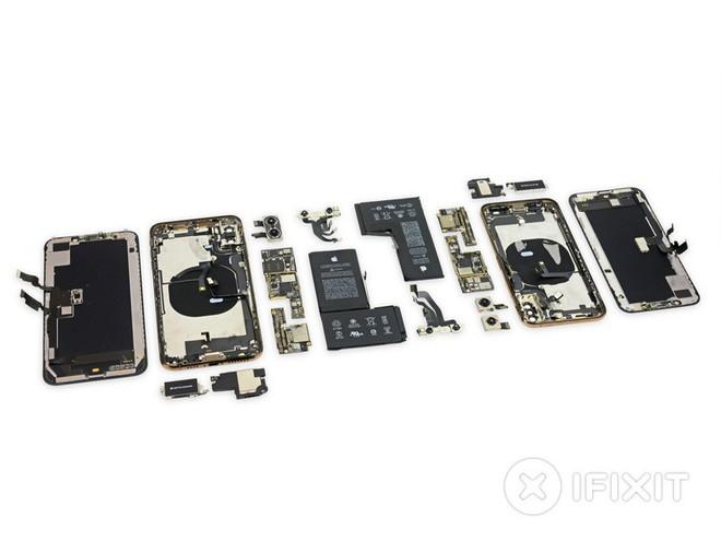 Mổ iPhone XS Max và XS: Phát hiện nhiều chi tiết Apple chưa từng đề cập - Ảnh 33.