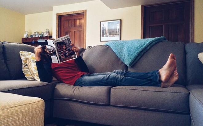 """Tại sao bạn thích nằm cả ngày trên giường hơn là thể dục thể thao? Vì con người đã được """"lập trình"""" để lười biếng rồi"""