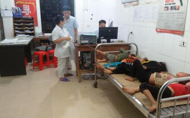 Nghệ An: Bị ong rừng đốt, 7 người nhập viện cấp cứu