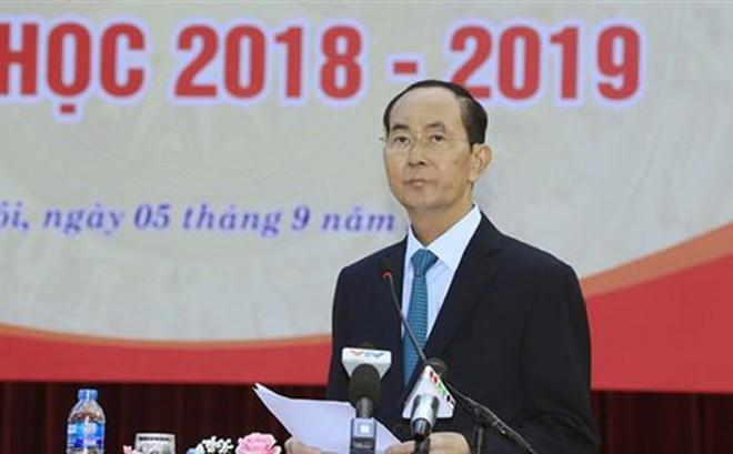 Các nước Mỹ Latinh ca ngợi vai trò của Chủ tịch nước Trần Đại Quang