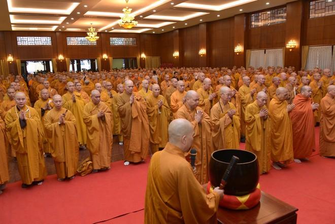 Tăng ni, phật tử TP HCM cầu nguyện, tưởng niệm Chủ tịch nước Trần Đại Quang - Ảnh 5.