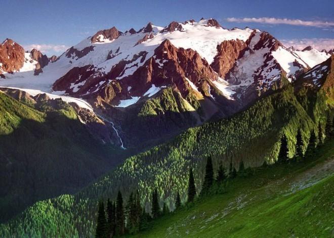 Núi Olympus: Chuyện thần bí về núi Olympus và 12 vị thần - Ảnh 1.