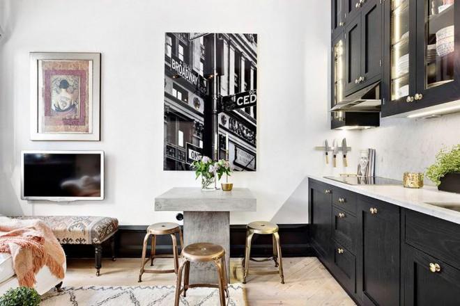 Cải tạo từ tầng trệt cũ, căn hộ 28m2 được hồi sinh, đẹp từng centimet - Ảnh 8.