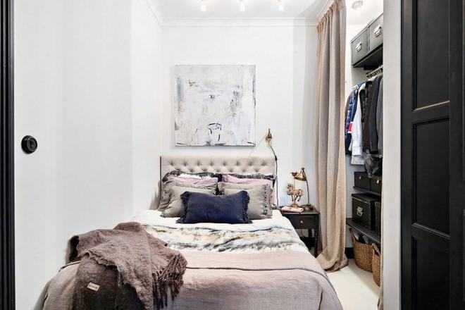 Cải tạo từ tầng trệt cũ, căn hộ 28m2 được hồi sinh, đẹp từng centimet - Ảnh 11.