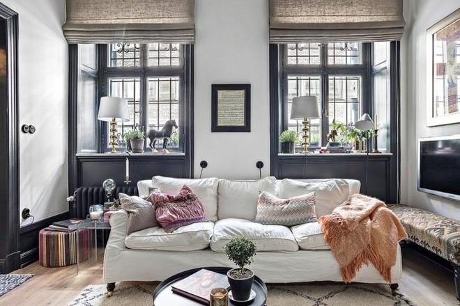 Cải tạo từ tầng trệt cũ, căn hộ 28m2 được hồi sinh, đẹp từng centimet - Ảnh 5.