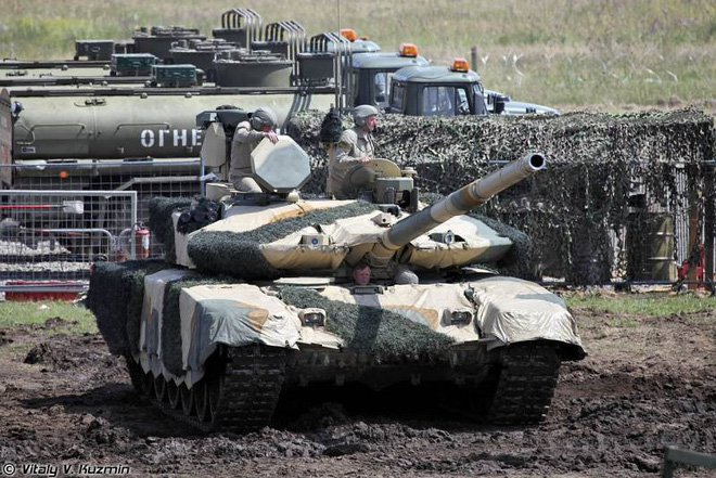 IL-20 rơi: Nga tung T-90MS tử chiến với Merkava-4 Israel - Xung đột giả định, ai thắng? - Ảnh 2.
